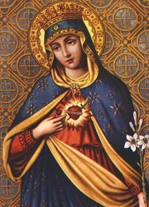 Mary's Heart